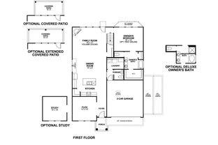 Birmingham - Twin Hills: Arlington, Texas - M/I Homes