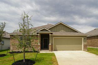 Polo - Winding Brook: San Antonio, Texas - M/I Homes