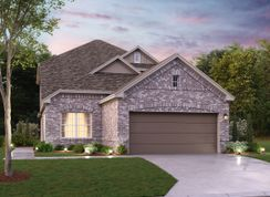 Sage - Harper's Preserve: Conroe, Texas - M/I Homes