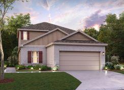 Sage - Pinewood At Grand Texas: New Caney, Texas - M/I Homes