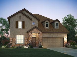 Belmont - 6 Creeks: Kyle, Texas - M/I Homes