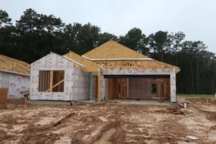 Eastland - Pinewood At Grand Texas: New Caney, Texas - M/I Homes