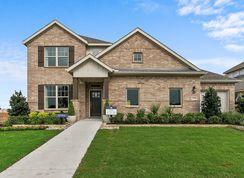 Whitley - Legacy Ranch: Melissa, Texas - M/I Homes