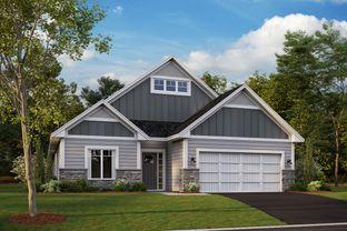 Willow II - North Creek: Farmington, Minnesota - M/I Homes
