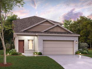 Gardenia - Magnolia Ridge: Magnolia, Texas - M/I Homes