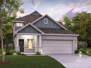 Gardenia - Lantana: Katy, Texas - M/I Homes