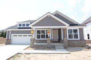 Stafford - Oak Ridge: South Lyon, Michigan - M/I Homes