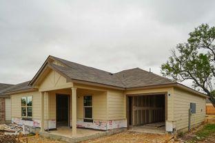 Aldrin - Sage Valley: San Antonio, Texas - M/I Homes