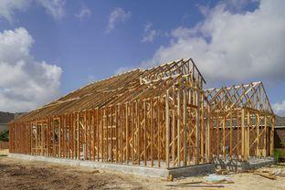 Cedar Elm - Fronterra At Westpointe: San Antonio, Texas - M/I Homes