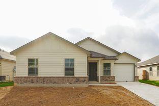 Nicollet - Sage Valley: San Antonio, Texas - M/I Homes