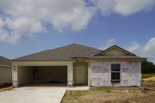 Pineda - Greenfield: Seguin, Texas - M/I Homes
