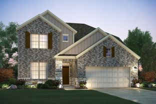 Trinity - Parkside on the River: Georgetown, Texas - M/I Homes