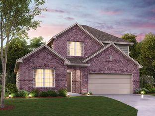 Barbosa - Magnolia Ridge: Magnolia, Texas - M/I Homes