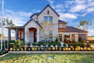 Salado - Lilyana: Prosper, Texas - M/I Homes