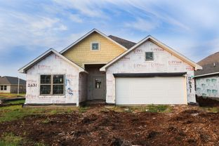 Boone - Shipman's Cove: Fresno, Texas - M/I Homes