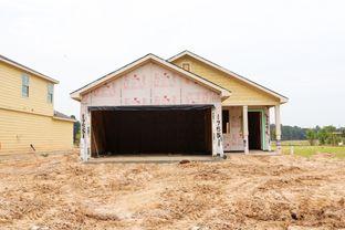 Magnolia - Pinewood At Grand Texas: New Caney, Texas - M/I Homes