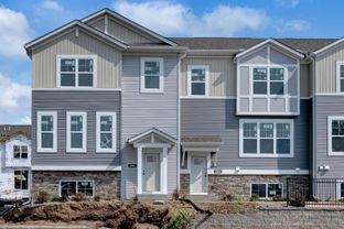 Prescott - Gateway at McKnight: North St Paul, Minnesota - M/I Homes