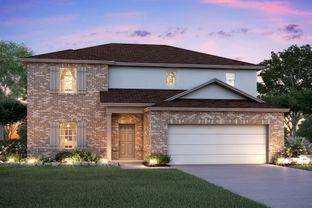 Cabot - The Colony: Bastrop, Texas - M/I Homes