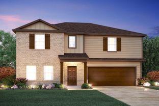 Columbus - The Colony: Bastrop, Texas - M/I Homes