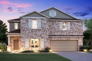 Cortez - The Colony: Bastrop, Texas - M/I Homes