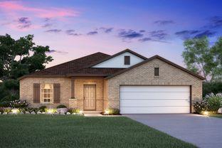 Desoto - The Colony: Bastrop, Texas - M/I Homes