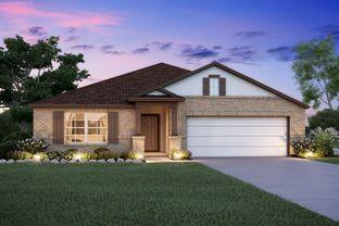 Polo - The Colony: Bastrop, Texas - M/I Homes