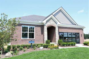 Appleton II - Green Oak Crossing: Brighton, Michigan - M/I Homes