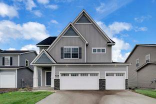 Henry - Alexander Woods: Blaine, Minnesota - M/I Homes
