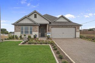 Esparanza - Forest Brook: Mansfield, Texas - M/I Homes