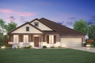 Brazos - Annabelle Ranch: San Antonio, Texas - M/I Homes