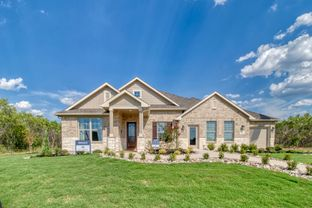 Nolan II - Annabelle Ranch: San Antonio, Texas - M/I Homes