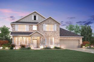 San Marcos - Annabelle Ranch: San Antonio, Texas - M/I Homes