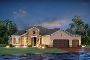 Holiday - Twin Rivers: Parrish, Florida - M/I Homes