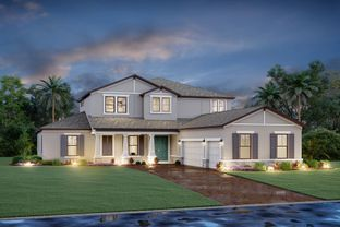 Tranquility - Twin Rivers: Parrish, Florida - M/I Homes