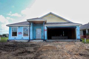 Balboa - Mustang Crossing: Alvin, Texas - M/I Homes