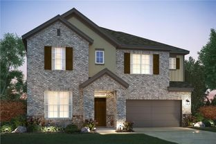 Bonnell - Parkside on the River: Georgetown, Texas - M/I Homes