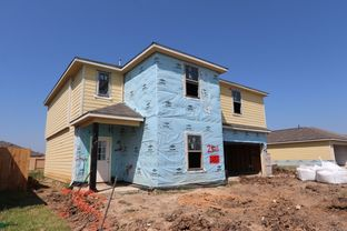 Cortez - Mustang Crossing: Alvin, Texas - M/I Homes