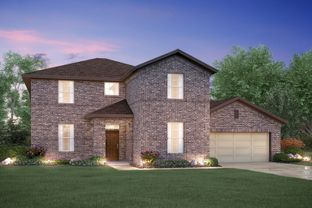 Medina - Shipman's Cove: Fresno, Texas - M/I Homes