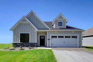 Cedarwood II - Alexander Woods: Blaine, Minnesota - M/I Homes