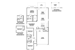Eastland - The Colony: Bastrop, Texas - M/I Homes