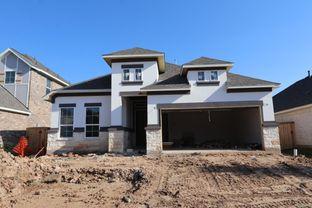 Quincy - Bridgeland: Cypress, Texas - M/I Homes