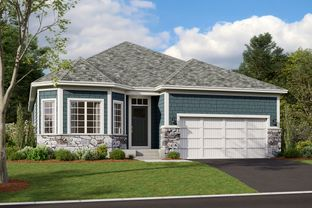 Grayson - Vista Pointe: Saint Michael, Minnesota - M/I Homes
