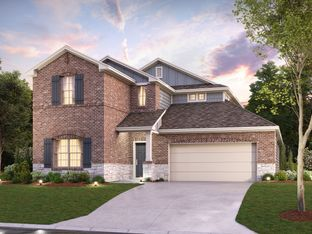 Livingston - Pinewood At Grand Texas: New Caney, Texas - M/I Homes