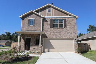 Dogwood - Magnolia Ridge: Magnolia, Texas - M/I Homes