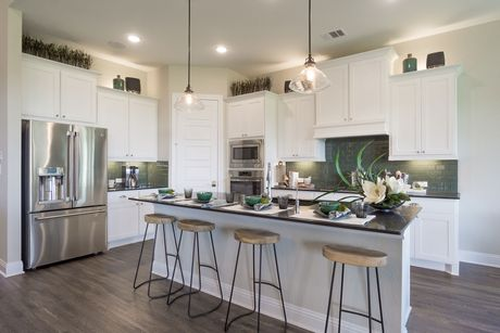 Kitchen-in-Clearwater-at-Rosehill Reserve-in-Tomball