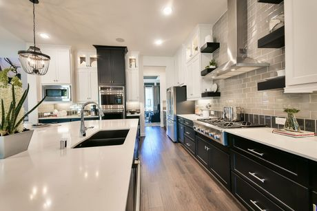 Kitchen-in-Saratoga-at-Wildwood at Northpointe-in-Tomball