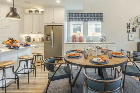 Kitchen-in-New Haven-at-Rosehill Reserve-in-Tomball