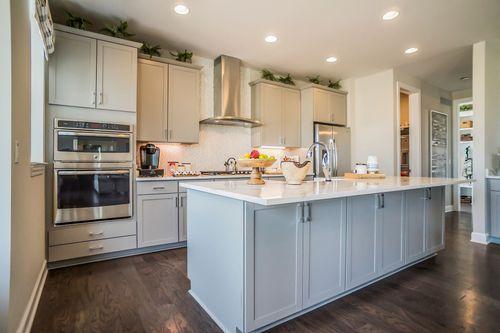 Kitchen-in-Ashton-at-Village At Northville-in-Northville