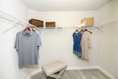 Closet-in-Balboa-at-The Meadows at Wortham Oaks-in-San Antonio