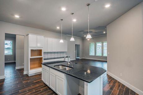Kitchen-in-Cavalier-at-Fronterra At Westpointe-in-San Antonio